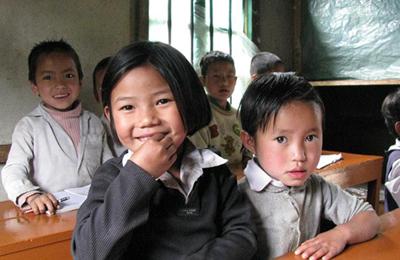 Föreningen Child, Indien