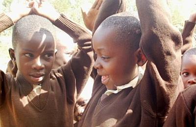 Skolan St Christine School, Kenya