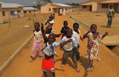 Organisationen SOS Barnbyar