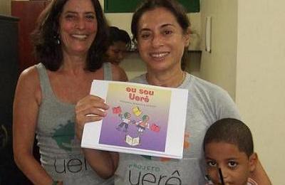 Specialskolan Projeto UERÊ, Brasilien