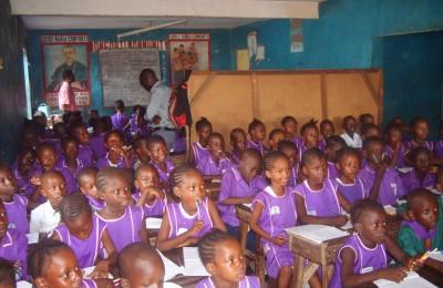 Skolan Conforti, Sierra Leone