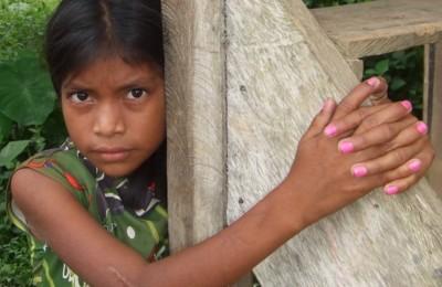 Barnhemmet La Aljaba, Colombia