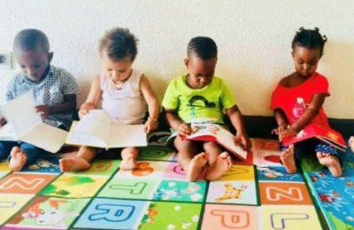 Bibbi's Daycare, Rwanda